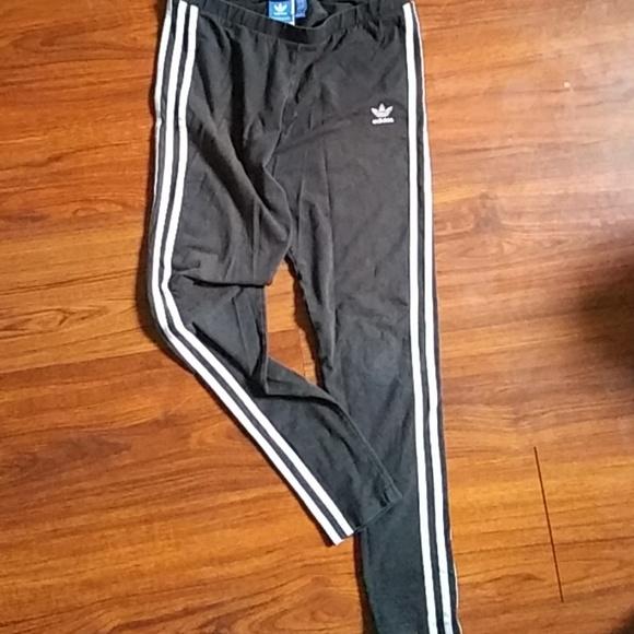 3f20b6cb47a93 adidas Pants | Vintage Leggings Hott Stuff | Poshmark